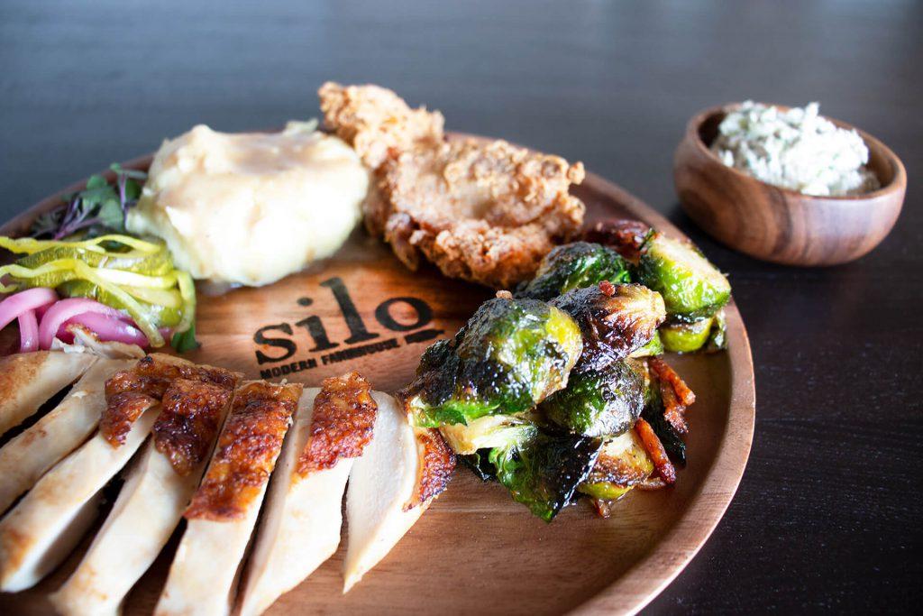 Silo Half Chicken_